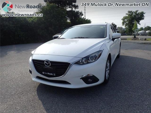 2015 Mazda Mazda3 GS (Stk: 41193A) in Newmarket - Image 1 of 14
