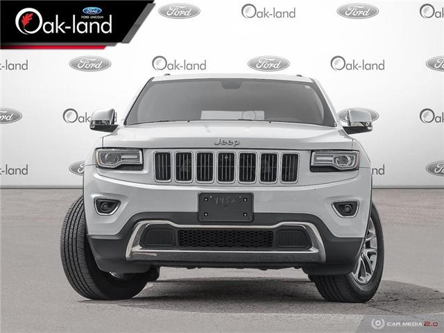 2015 Jeep Grand Cherokee Limited (Stk: 9R112A) in Oakville - Image 2 of 27