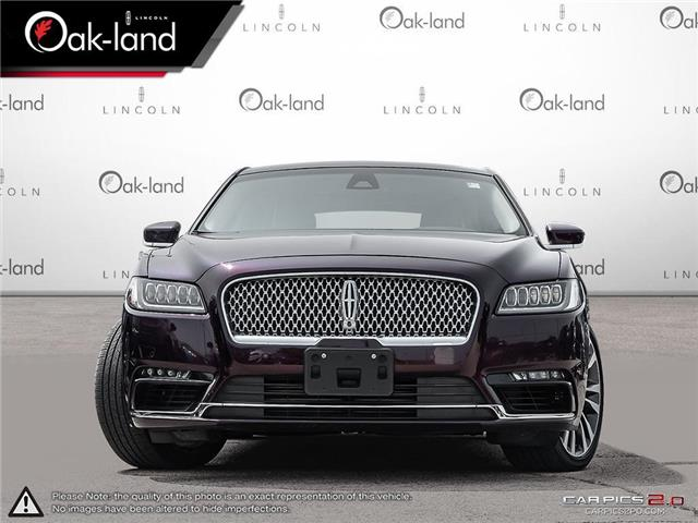 2017 Lincoln Continental Reserve (Stk: A2964) in Oakville - Image 2 of 27