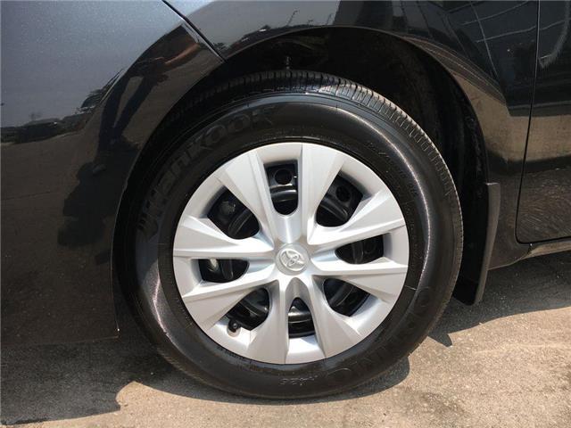 2019 Toyota Corolla CE B PKG BACK CAM, TSS-P, HEATED SEATS, AUX, USB,  (Stk: 44535A) in Brampton - Image 2 of 24
