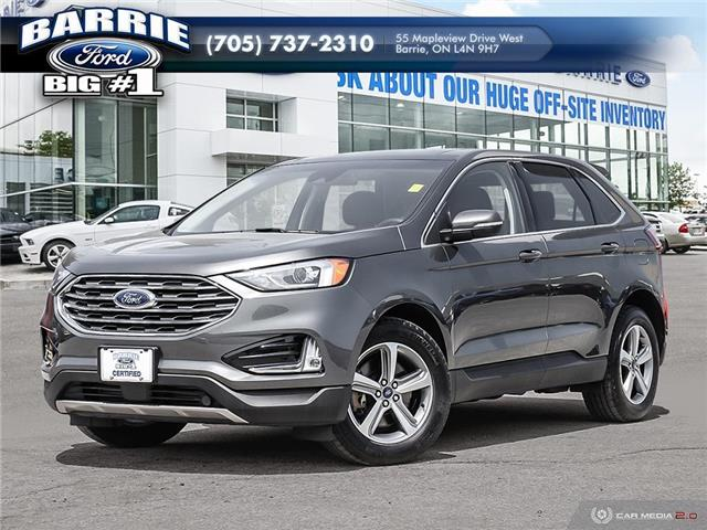 2019 Ford Edge SEL (Stk: 6360) in Barrie - Image 1 of 27