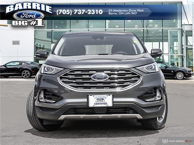 2019 Ford Edge SEL (Stk: 6360) in Barrie - Image 2 of 27