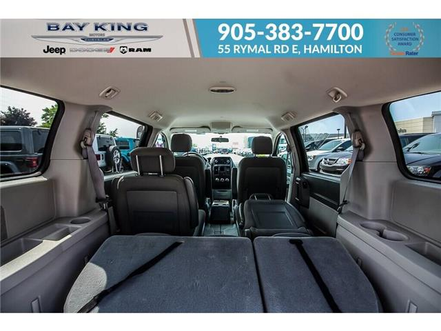 2010 Dodge Grand Caravan SE (Stk: 197259A) in Hamilton - Image 16 of 22