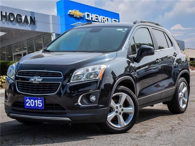 2015 Chevrolet Trax LTZ (Stk: WN147095) in Scarborough - Image 1 of 25