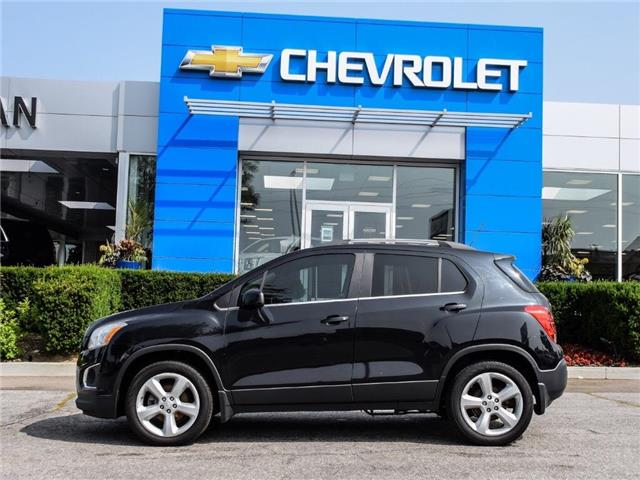 2015 Chevrolet Trax LTZ (Stk: WN147095) in Scarborough - Image 2 of 25
