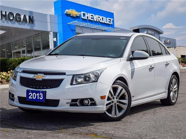 2013 Chevrolet Cruze LTZ Turbo (Stk: WU270662) in Scarborough - Image 1 of 27