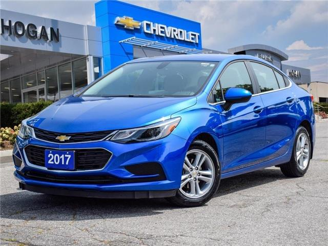 2017 Chevrolet Cruze LT Auto (Stk: A506753) in Scarborough - Image 1 of 25
