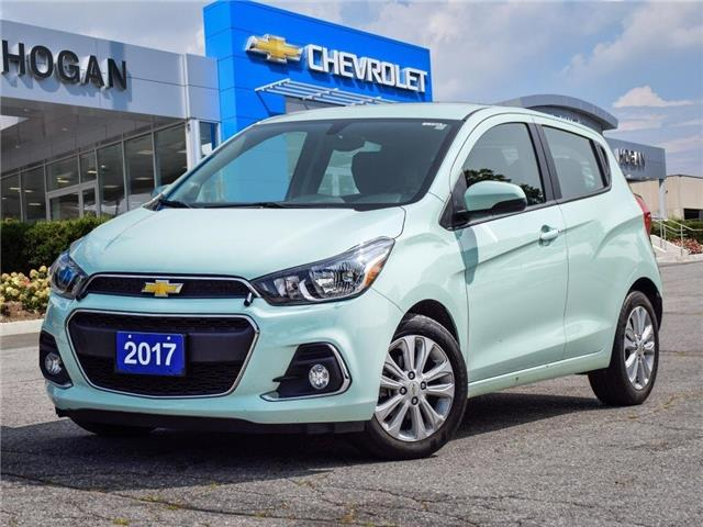 2017 Chevrolet Spark 1LT CVT (Stk: WU753895) in Scarborough - Image 1 of 24