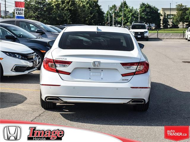 2018 Honda Accord Touring (Stk: 8A234) in Hamilton - Image 4 of 21