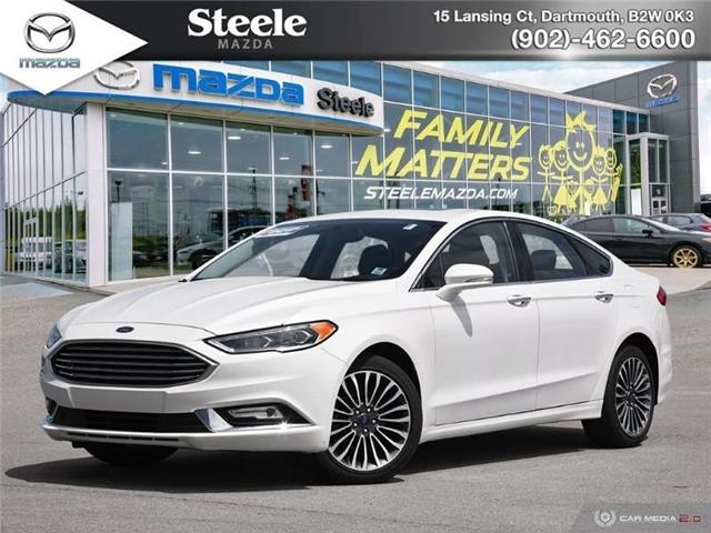 2017 Ford Fusion SE (Stk: 324836A) in Dartmouth - Image 1 of 27