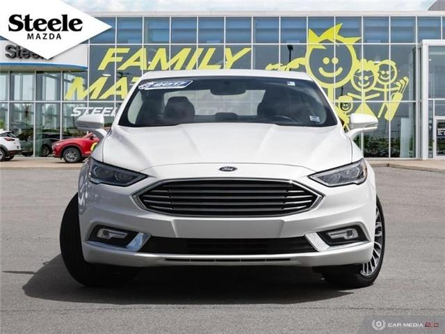2017 Ford Fusion SE (Stk: 324836A) in Dartmouth - Image 2 of 27
