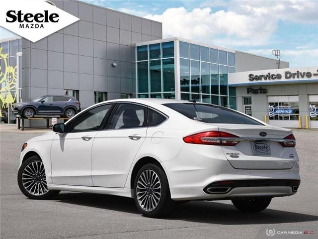2017 Ford Fusion SE (Stk: 324836A) in Dartmouth - Image 4 of 27