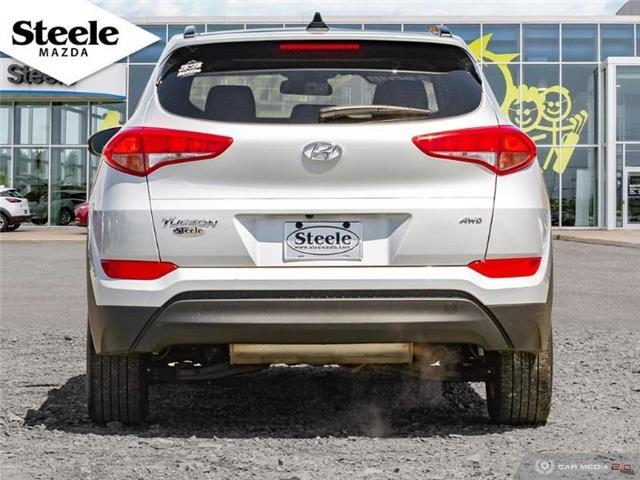 2018 Hyundai Tucson  (Stk: M2752) in Dartmouth - Image 5 of 30