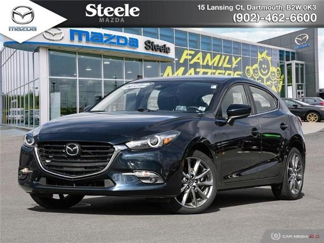 2018 Mazda Mazda3 Sport GT (Stk: M2685) in Dartmouth - Image 1 of 28