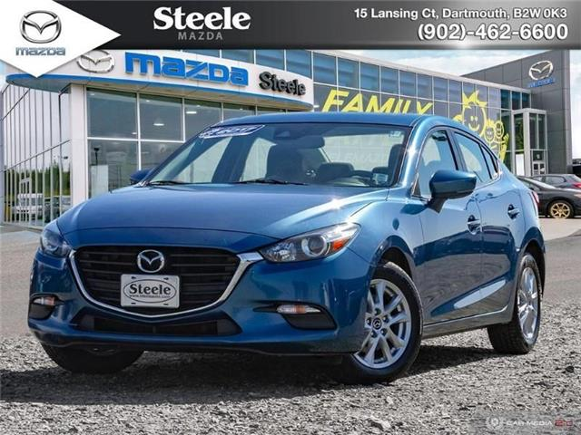 2017 Mazda Mazda3 GS (Stk: M2753) in Dartmouth - Image 1 of 29