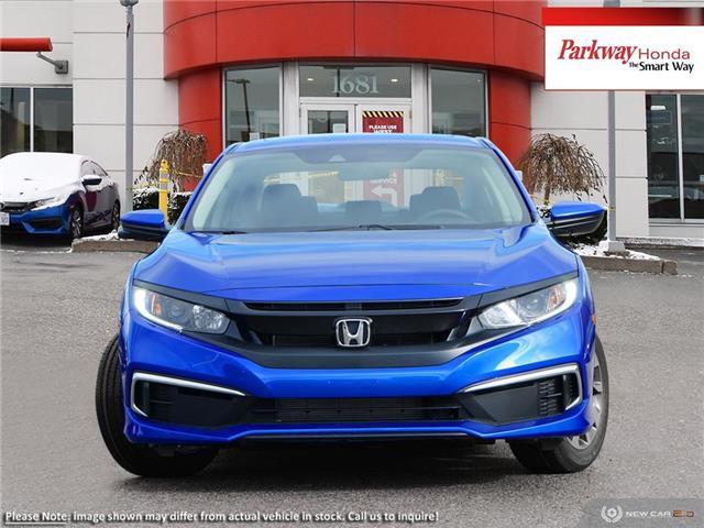 2019 Honda Civic EX (Stk: 929565) in North York - Image 2 of 23