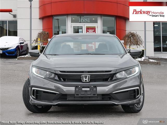 2019 Honda Civic LX (Stk: 929540) in North York - Image 2 of 23