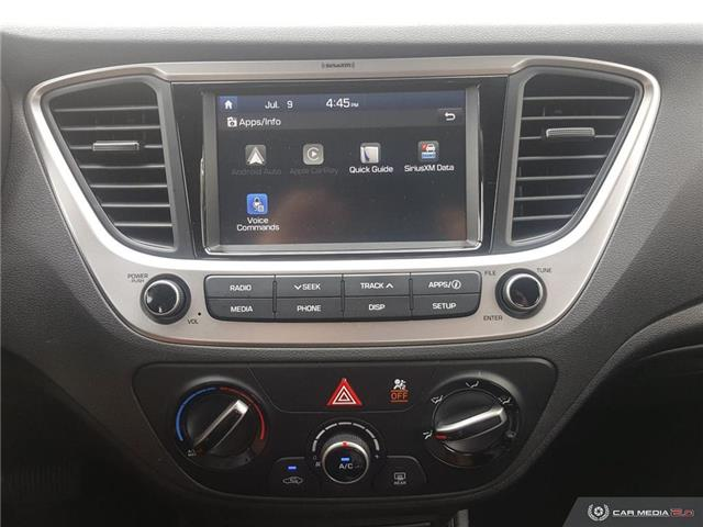 2018 Hyundai Accent GL (Stk: G0224) in Abbotsford - Image 19 of 25