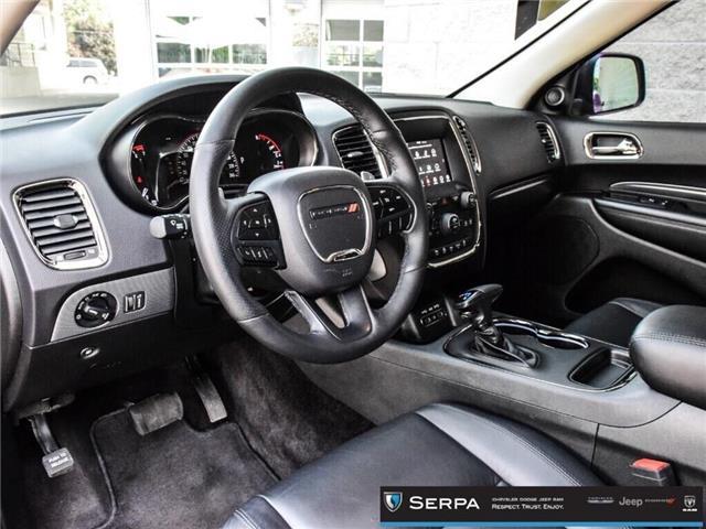 2019 Dodge Durango GT (Stk: P9164) in Toronto - Image 10 of 27