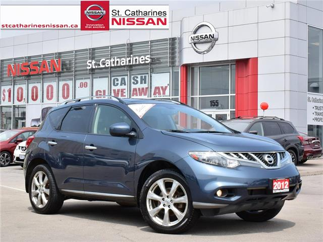 2012 Nissan Murano  (Stk: QA19005A) in St. Catharines - Image 1 of 28