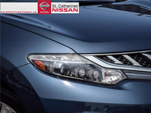 2012 Nissan Murano  (Stk: QA19005A) in St. Catharines - Image 2 of 28