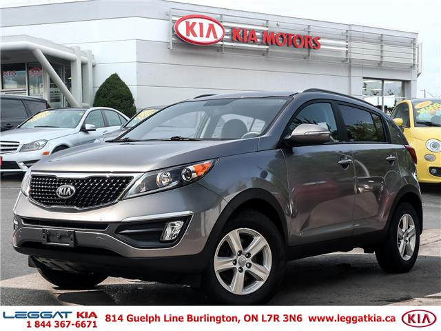 2014 Kia Sportage LX (Stk: 2A6014A) in Burlington - Image 1 of 23