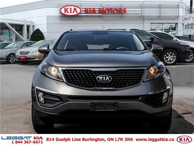 2014 Kia Sportage LX (Stk: 2A6014A) in Burlington - Image 2 of 23
