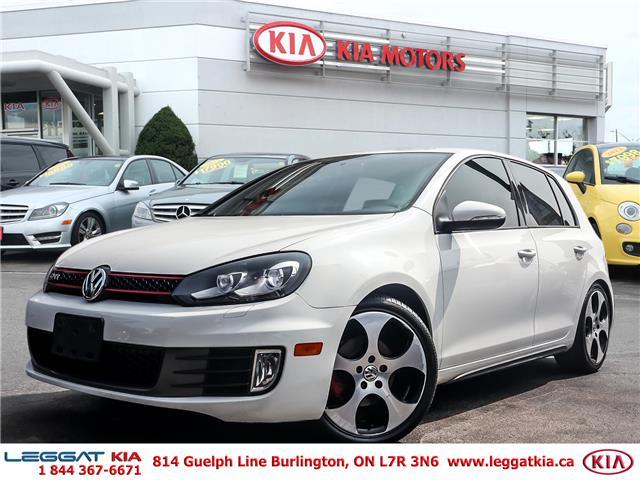 2011 Volkswagen Golf GTI 5-Door (Stk: W0156) in Burlington - Image 1 of 21