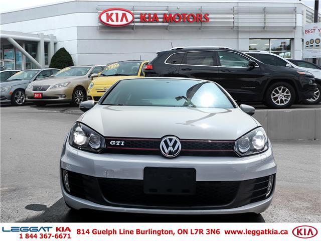 2011 Volkswagen Golf GTI 5-Door (Stk: W0156) in Burlington - Image 2 of 21