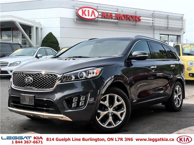 2017 Kia Sorento  (Stk: 2418) in Burlington - Image 1 of 26