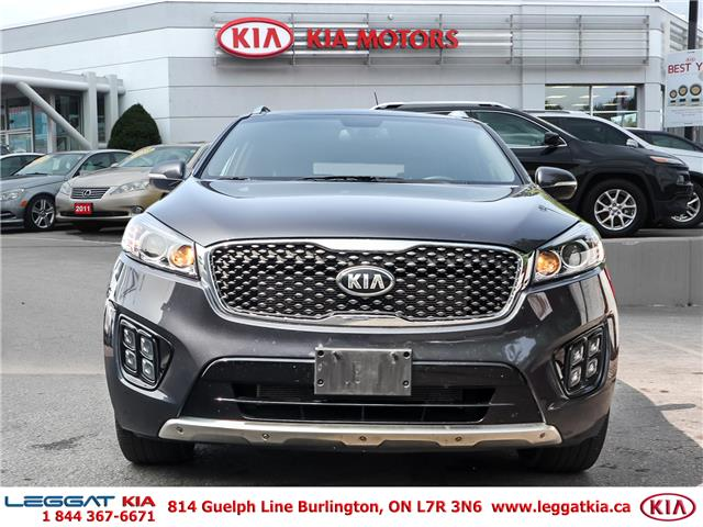 2017 Kia Sorento  (Stk: 2418) in Burlington - Image 2 of 26