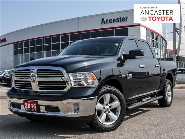 2016 RAM 1500 SLT (Stk: 18668B) in Ancaster - Image 1 of 24