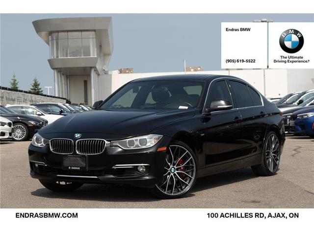 2012 BMW 335i  (Stk: 35543A) in Ajax - Image 1 of 21