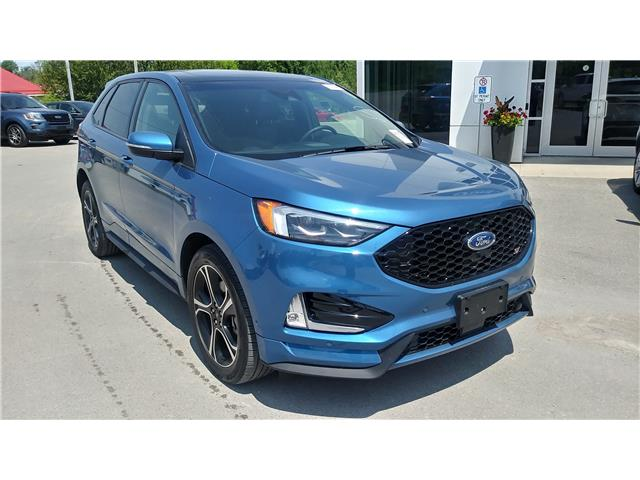 2019 Ford Edge ST 2FMPK4AP2KBB00352 P0466 in Bobcaygeon