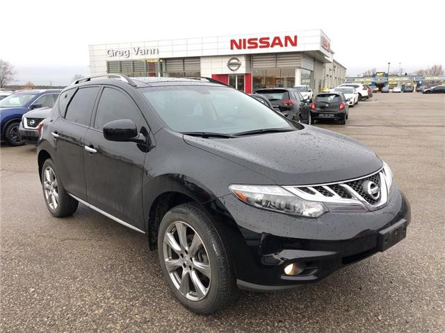 2014 Nissan Murano Platinum (Stk: P2549) in Cambridge - Image 1 of 29