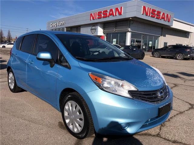 2014 Nissan Versa Note 1.6 SV (Stk: V0243A) in Cambridge - Image 1 of 24