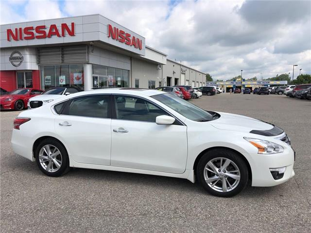 2015 Nissan Altima 2.5 SV (Stk: V0474A) in Cambridge - Image 7 of 29