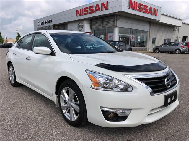 2015 Nissan Altima 2.5 SV (Stk: V0474A) in Cambridge - Image 8 of 29