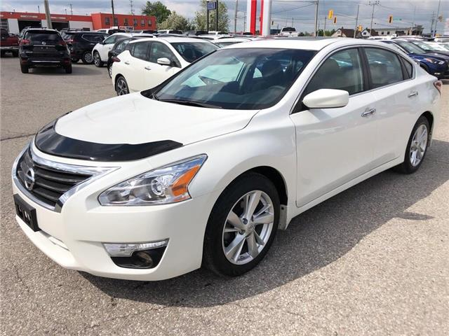 2015 Nissan Altima 2.5 SV (Stk: V0474A) in Cambridge - Image 10 of 29