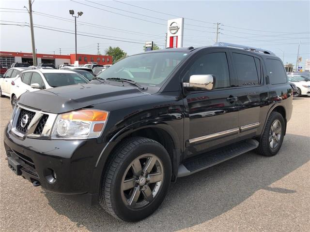 2013 Nissan Armada Platinum (Stk: V0504A) in Cambridge - Image 2 of 30