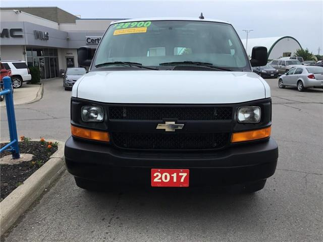 2017 Chevrolet Express 2500 1WT (Stk: 173655) in Grimsby - Image 2 of 14