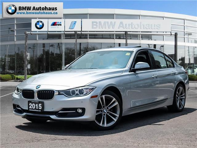 2015 BMW 328i xDrive (Stk: P8996) in Thornhill - Image 1 of 30