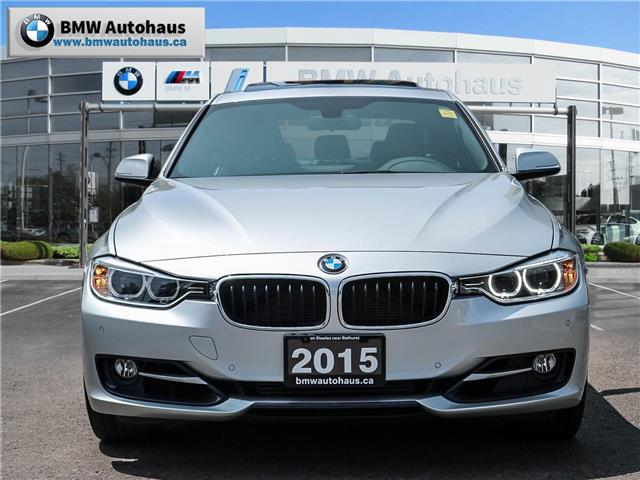 2015 BMW 328i xDrive (Stk: P8996) in Thornhill - Image 2 of 30