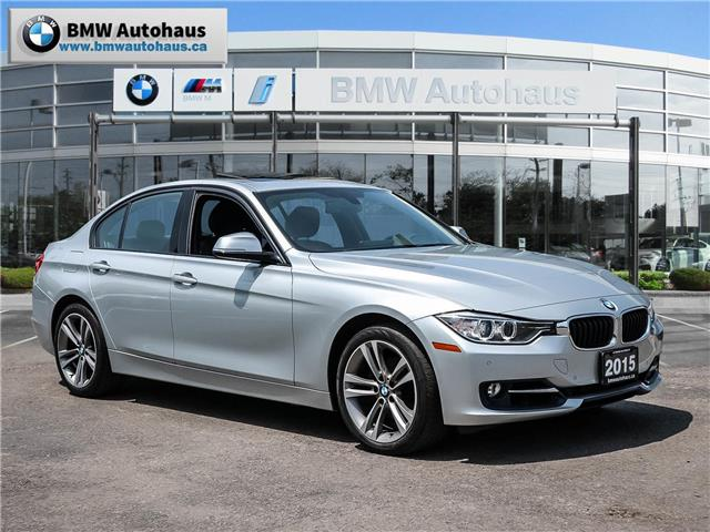 2015 BMW 328i xDrive (Stk: P8996) in Thornhill - Image 3 of 30