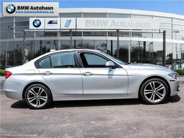 2015 BMW 328i xDrive (Stk: P8996) in Thornhill - Image 4 of 30