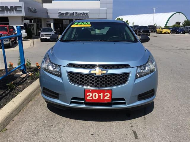 2012 Chevrolet Cruze LS (Stk: K455A) in Grimsby - Image 2 of 14