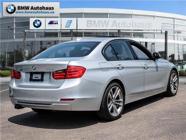 2015 BMW 328i xDrive (Stk: P8996) in Thornhill - Image 5 of 30