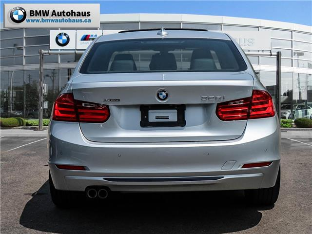 2015 BMW 328i xDrive (Stk: P8996) in Thornhill - Image 6 of 30