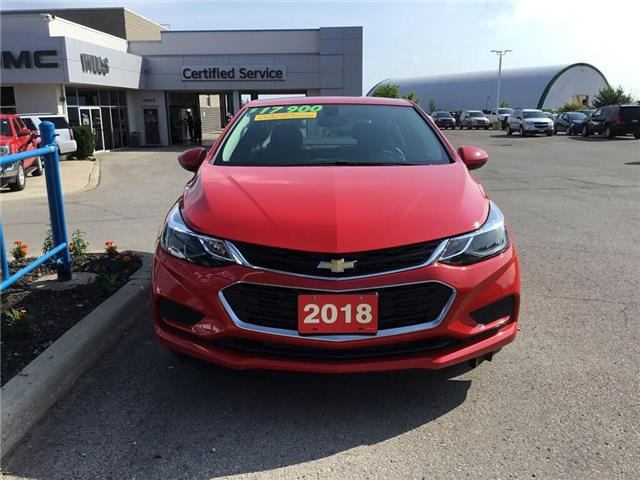 2018 Chevrolet Cruze LT Auto (Stk: 187991) in Grimsby - Image 2 of 14