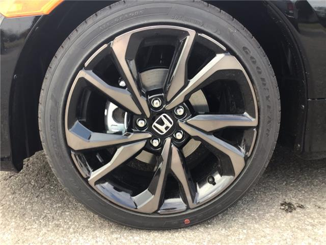 2019 Honda Civic Sport (Stk: 191532) in Barrie - Image 15 of 28